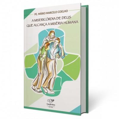 Capa do livro misericordia